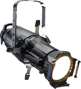 Figure 1. ETC Source 4 Ellipsoidal spotlight.